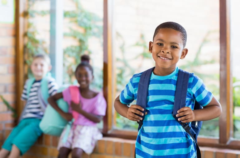 11th Annual Ready for School Backpack-A-Thon®