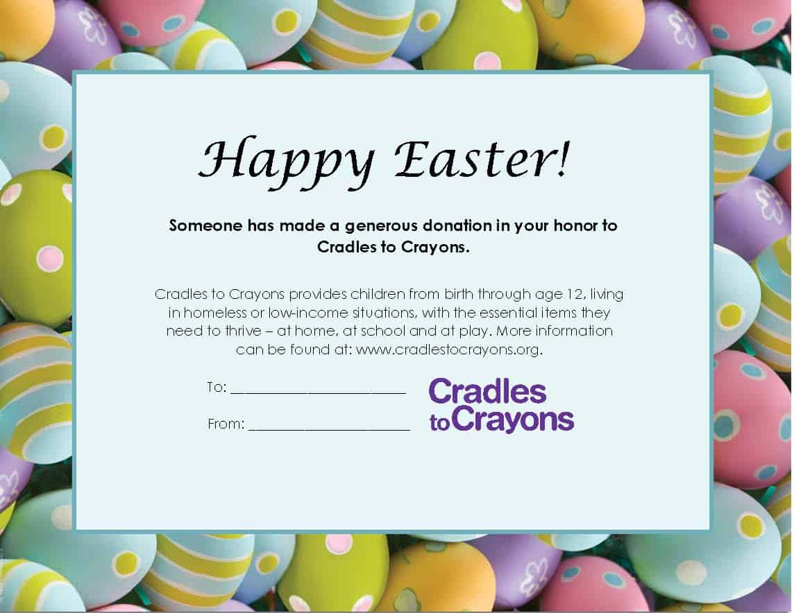 Donation gift certificates cradles to crayons philadelphia click here to return to donation page negle Images